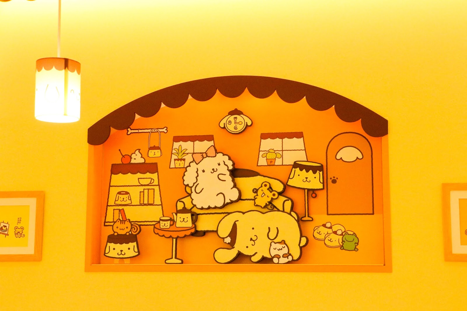Be sure to visit the ultra kawaii Pompompurin Cafe in Harajuku Tokyo. For more travel tips, click through to my blog