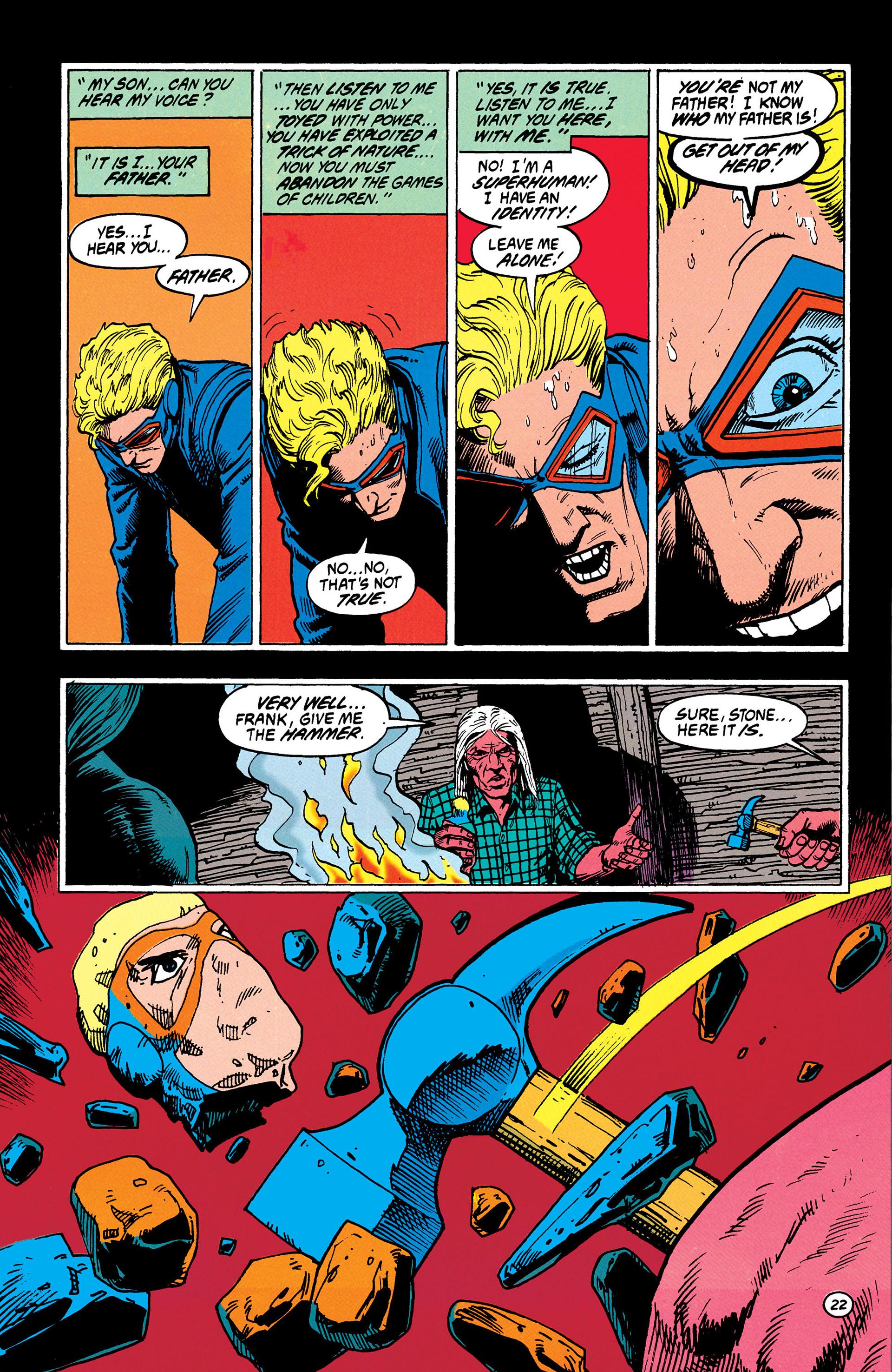 Read online Animal Man (1988) comic -  Issue #37 - 23