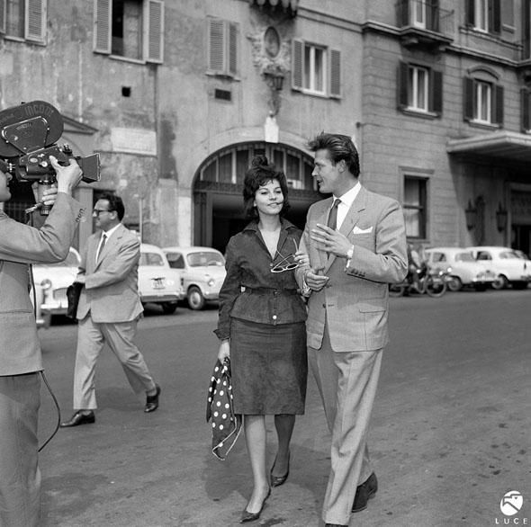 La Dolce Vita 1950 1960 Stars And Celebrities In The