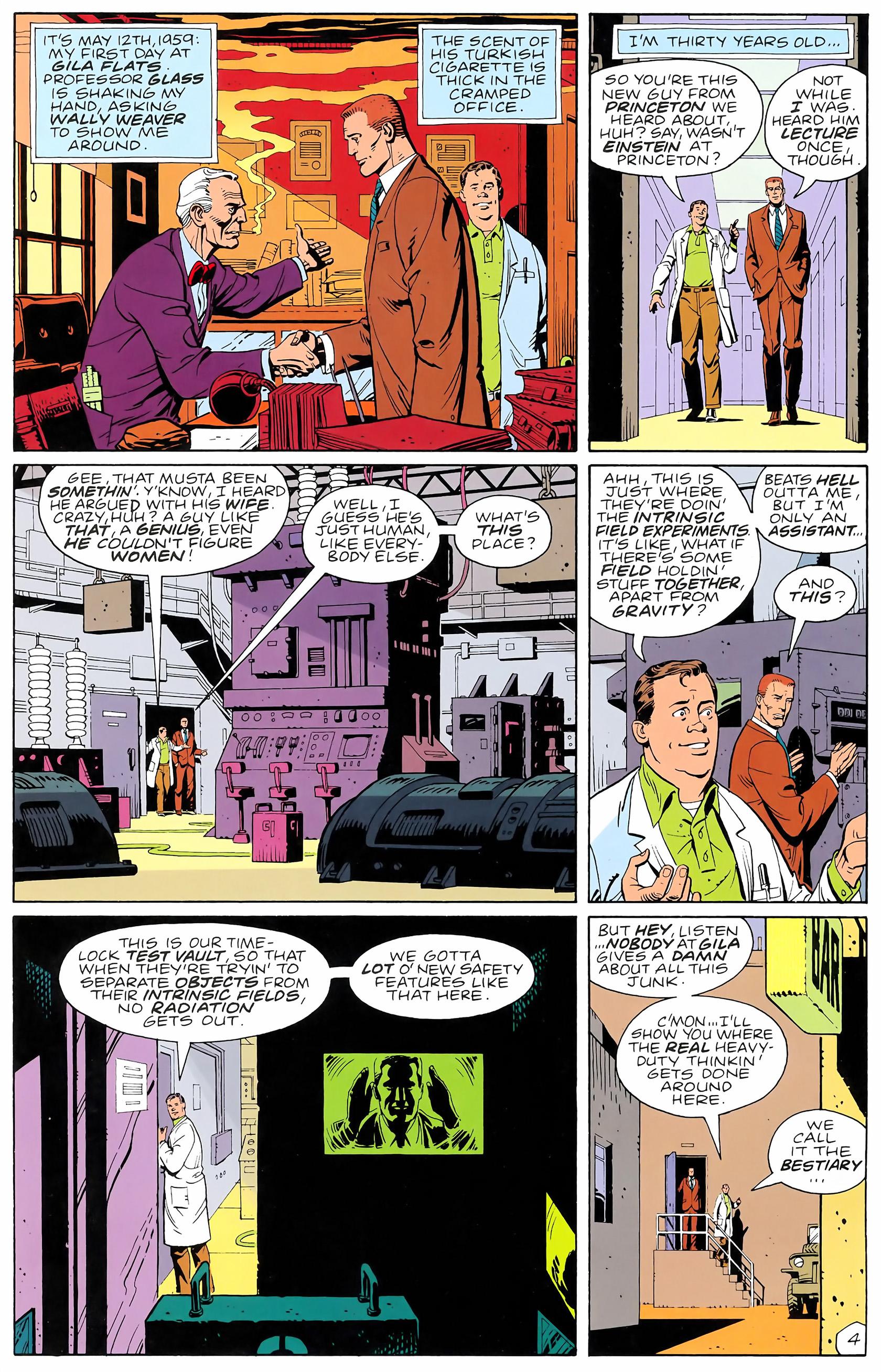 Watchmen (1986) issue 4 - Page 6