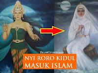 Nyi Roro Kidul Masuk Islam dan Ikut Haji di Mekah, Ini Penampakannya