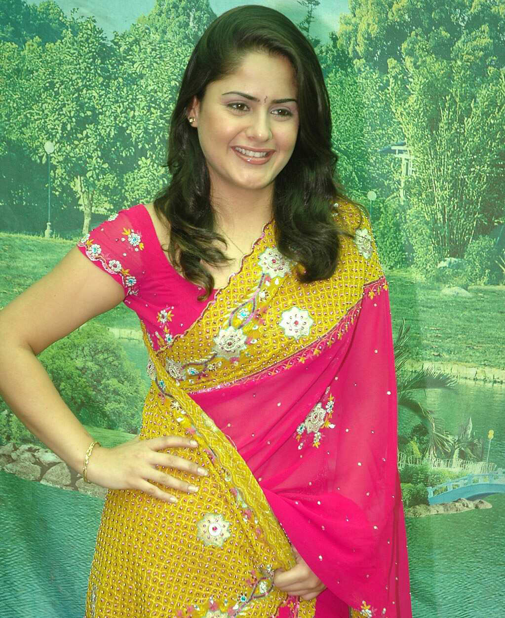 Farzana Beautiful South Indian Actress
