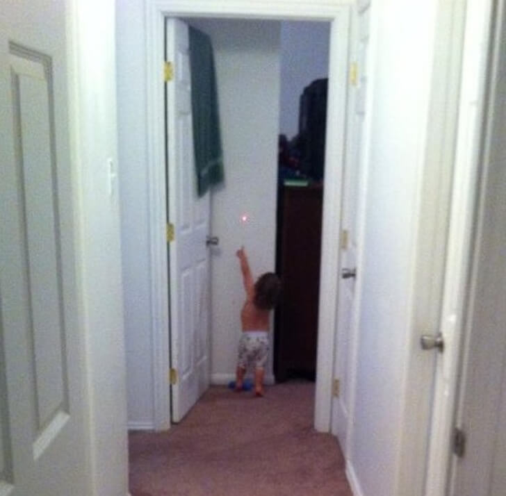 21 Epic Pictures Show The Difficulties Of Parenting