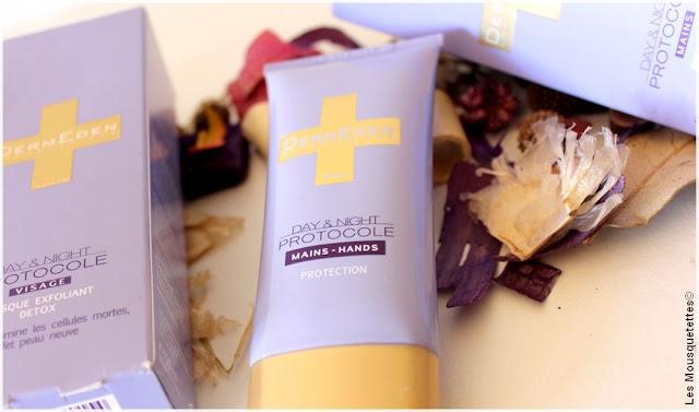 Crème mains anti-tâches - Concours Blog Beauté Les Mousquetettes© DermEden