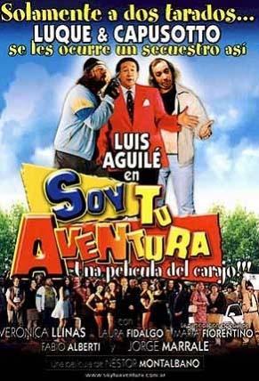 Soy tu aventura (2003) [DVDrip Latino] [Comedia]