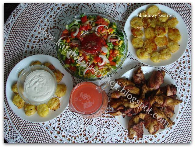 obiadowy kwartet