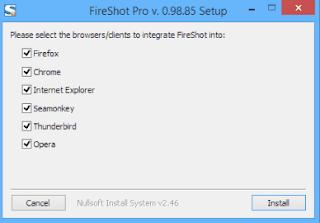 fireshot pro license key crack Terbaru