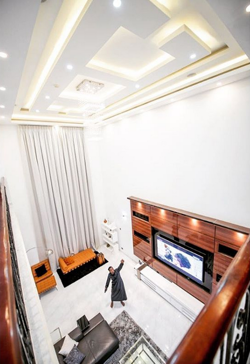 Check Out How Magnificent Paul Okoye's Interior Looks 2