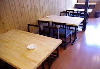 bàn ghế quán ăn gỗ cao su