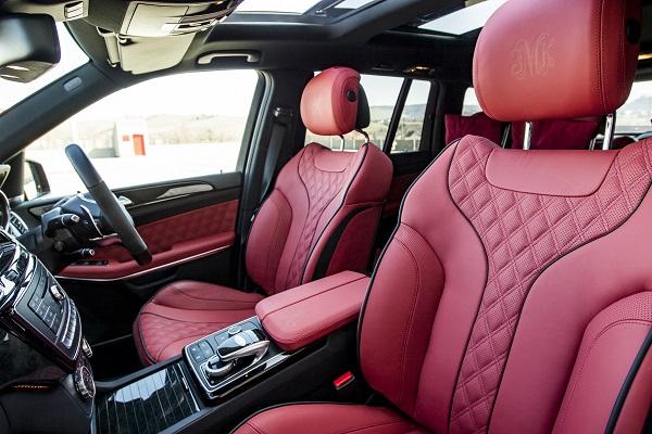 Interior Mercedes-AMG GLS 63 de Hofele