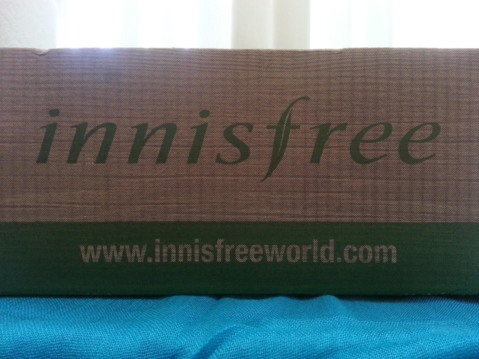 Innisfree box