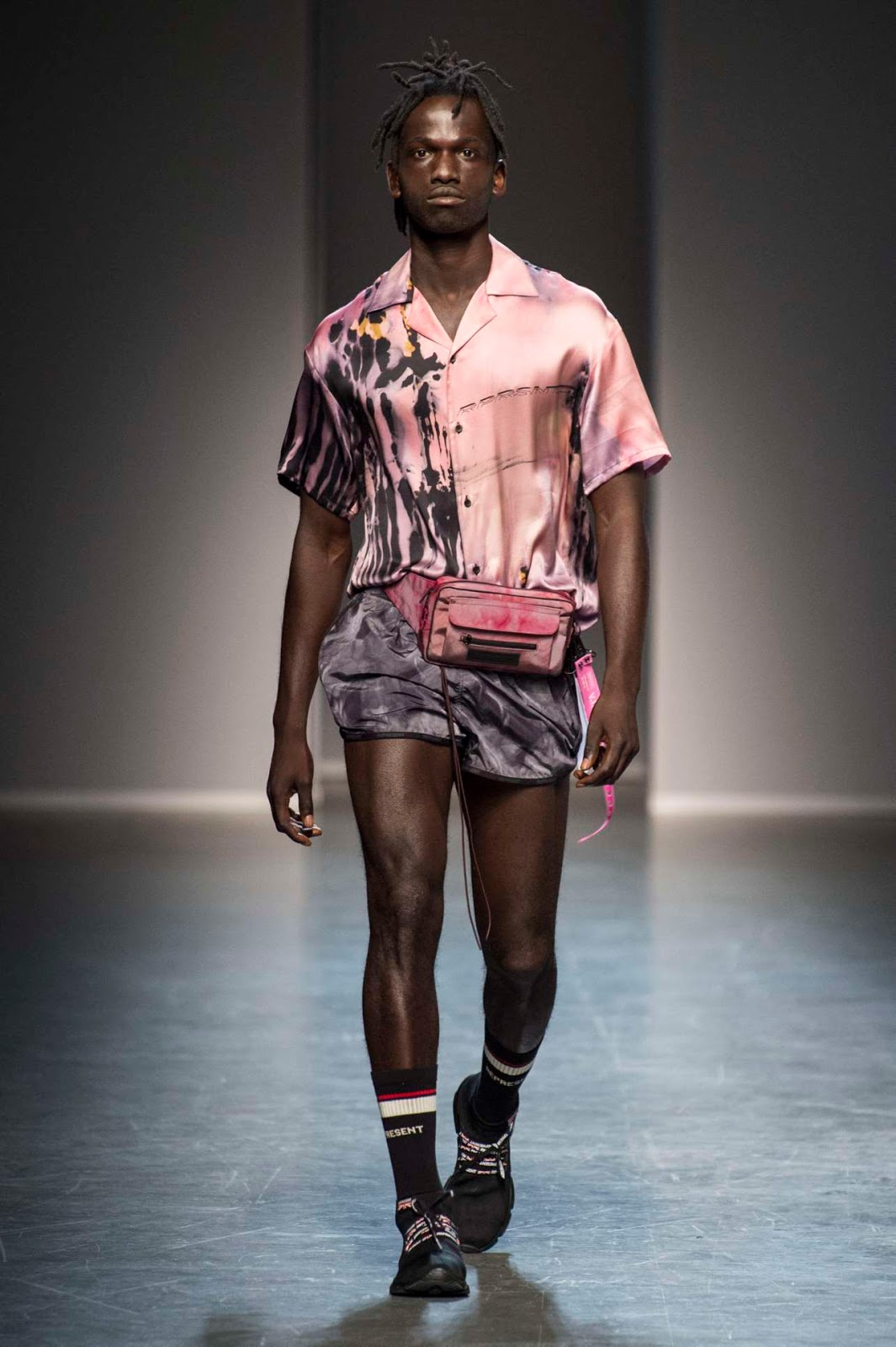 REPRESENT Spring-Summer 2019 - Milan Fashion Week - Male ...