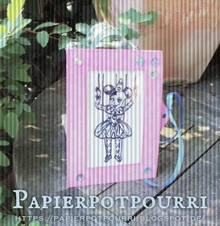 """Foto der Magic Card mit Motiv """"Harliette"""""""