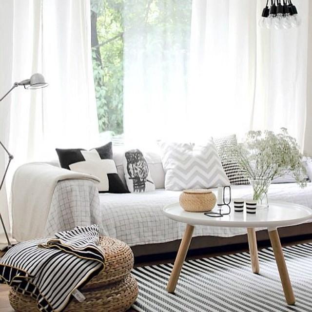 {Mood Board} Modern Boho Living Room