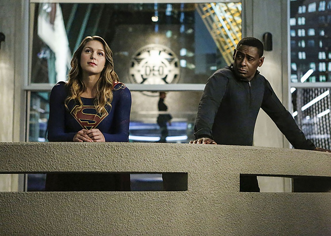 Supergirl - Season 2 Episode 08: Medusa