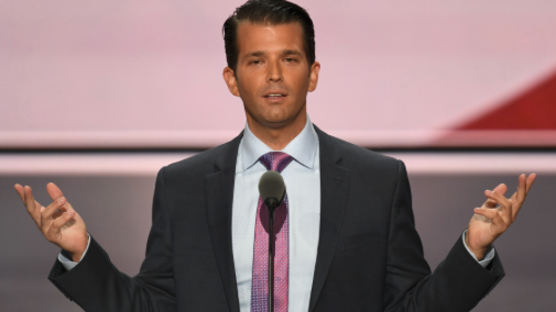 Trump Jr. suggests Russia investigation akin to 'McCarthyism,' says Dems are 'left of commie