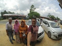 Pergi libur lebaran ke Sumatera Barat