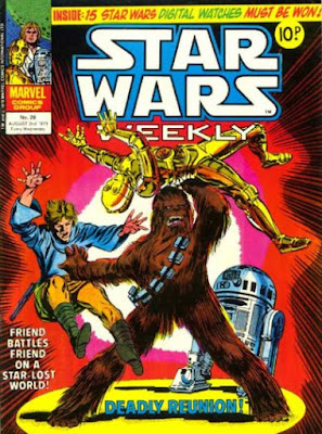 Star Wars Weekly #26