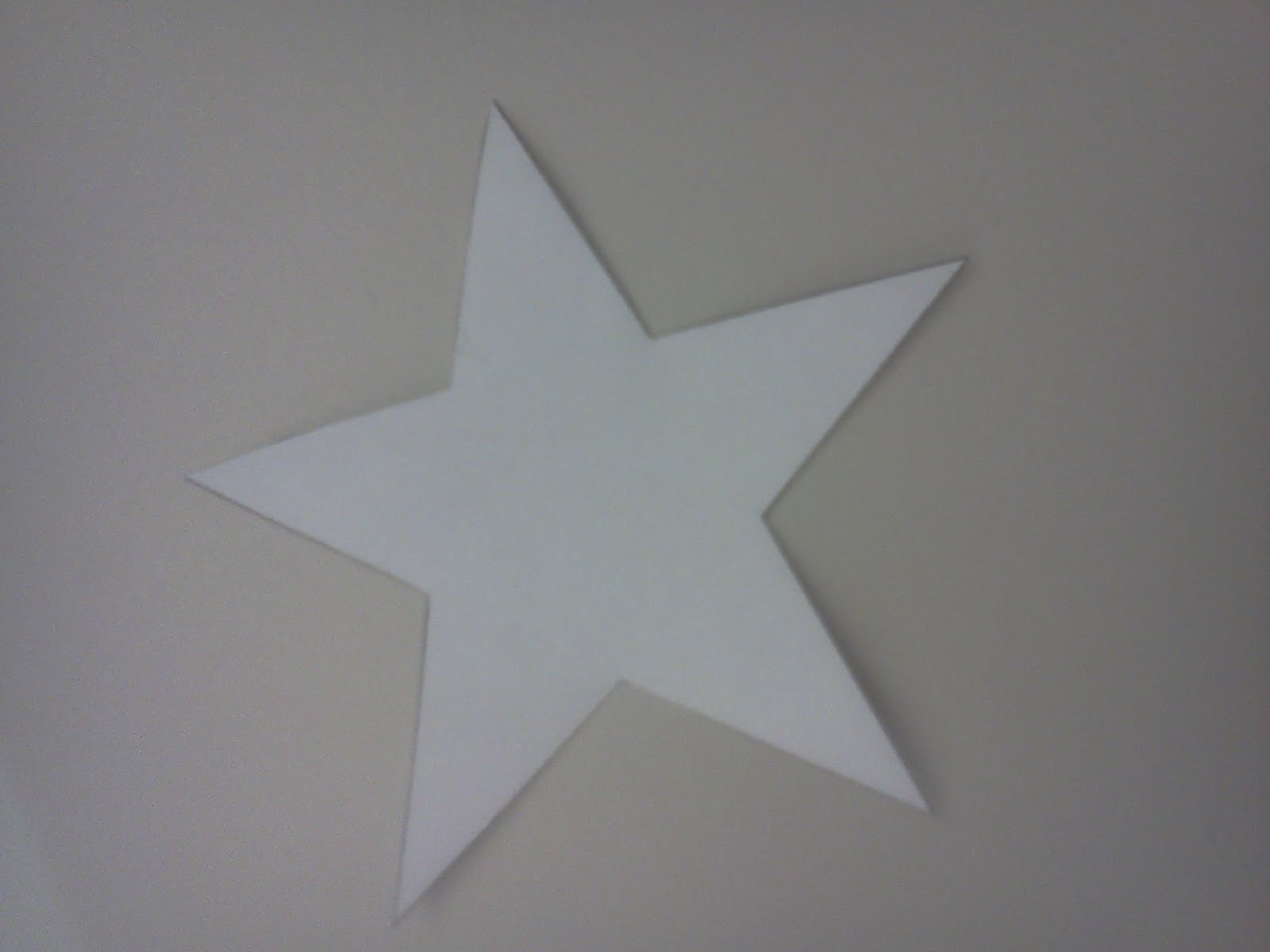 Creative Creations How To Make A 3d Star Out Of Cardboard