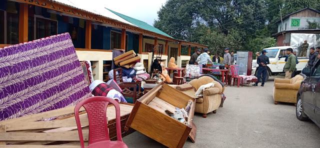 Prakash Gurung house raided by Police
