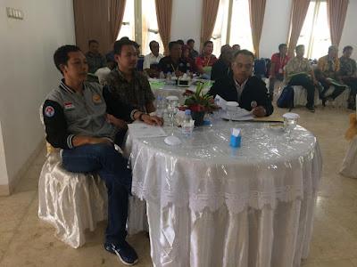 Akhirnya M Fadli Pimpin KONI Pagaralam 2018-2022