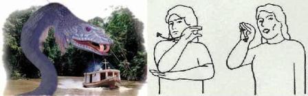 Folclore em LIBRAS