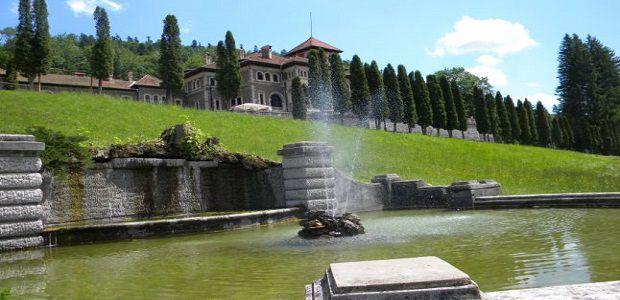 Povestea neştiută a Castelului Cantacuzino, din Buşteni.