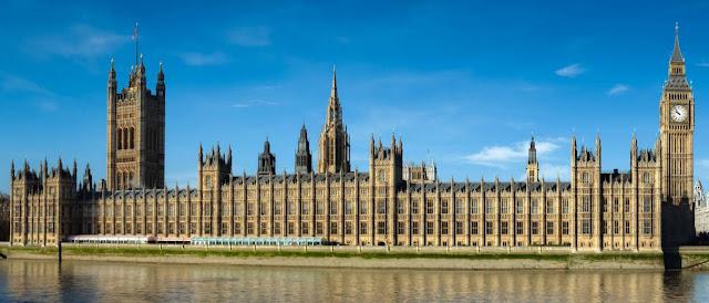 Parlamento ingles y Derecho parlamentario