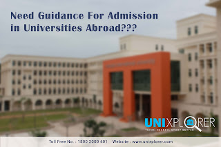 Contact Us To Get Guidance for Admission in Any Top International University