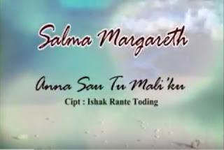 Kord Lagu Anna Sau' Tu Mali'ku (Salma Margareth)