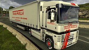 Trans-Avella trailer and Magnum skin