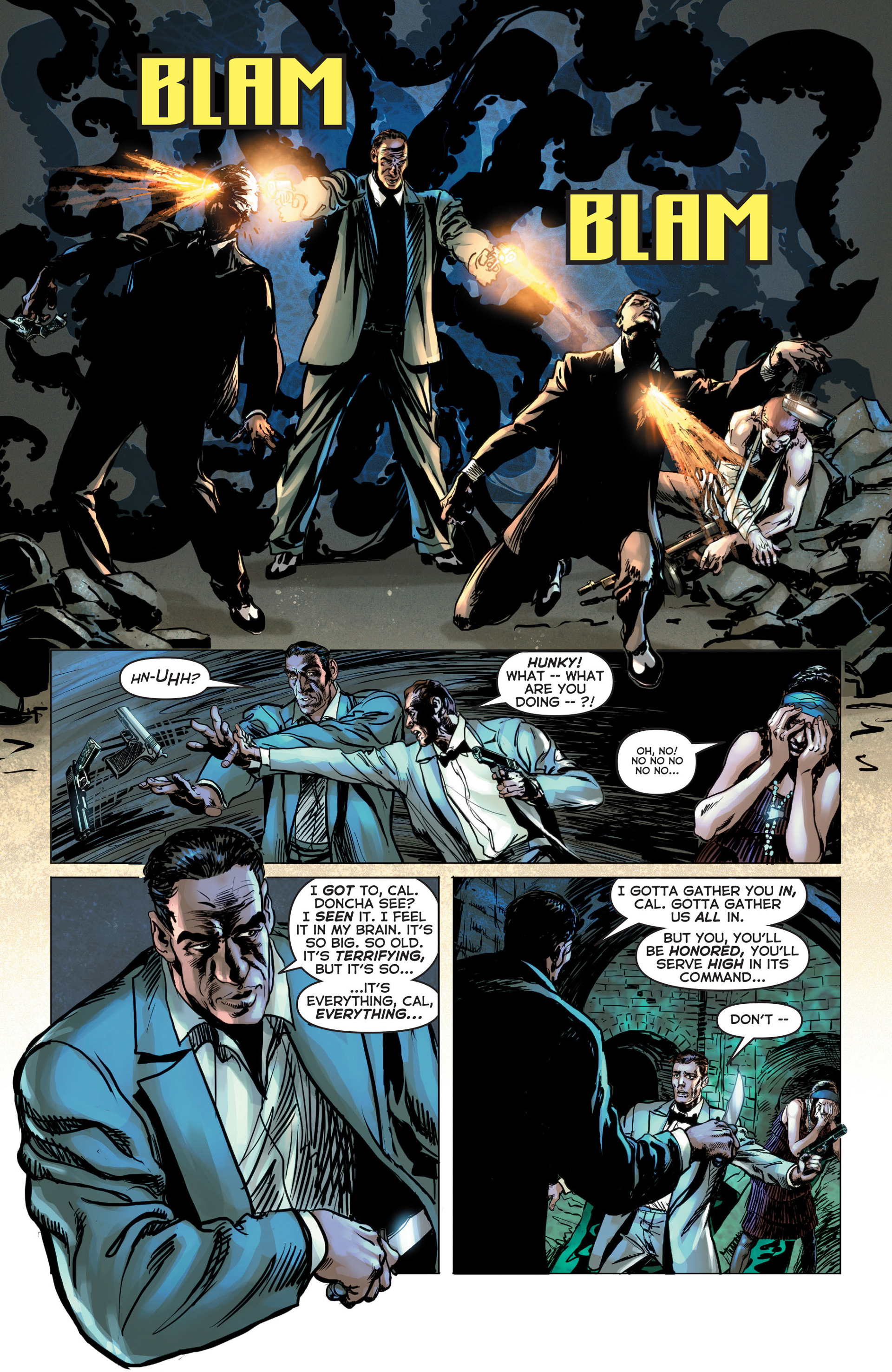 Read online Astro City comic -  Issue #5 - 8