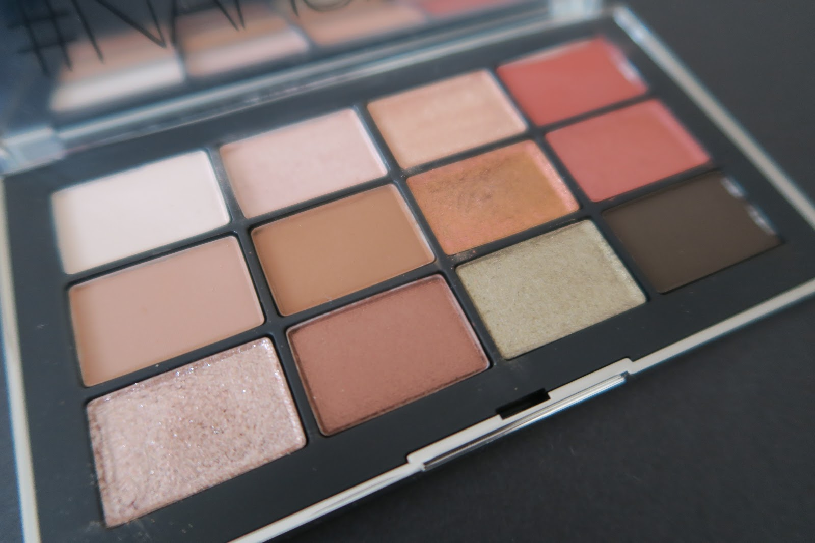 Nars Wanted Palette review