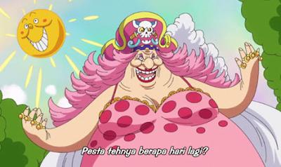 One Piece Episode 786 Subtitle Indonesia