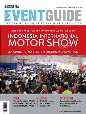Event Guide Magazine April 2017