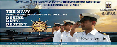 Indian Navy NAIC Recruitment