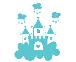 castelo vetorizado download grátis