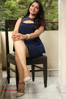 Actress Ashwini Pictures in Short Dress at Vinodam 100 Percent Press Meet  0474