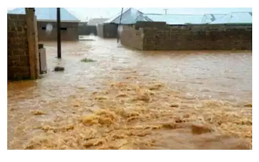 30 Houses Submerged In Calabar Downpour