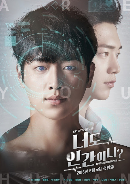 Drama Korea Are You Human Too Subtitle Indonesia