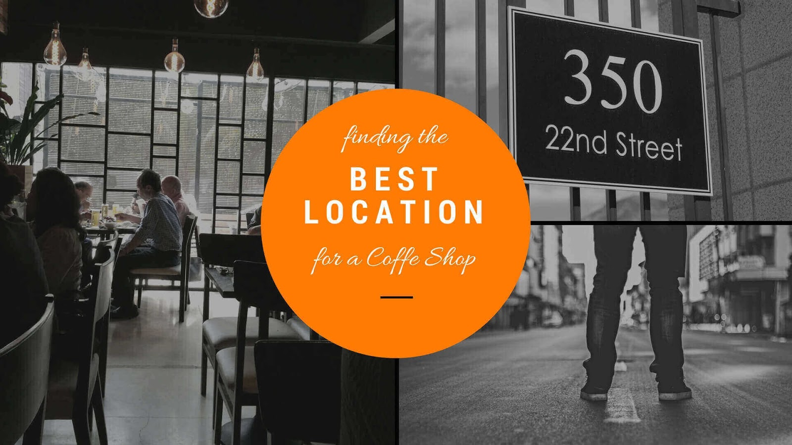 best location for coffee shop