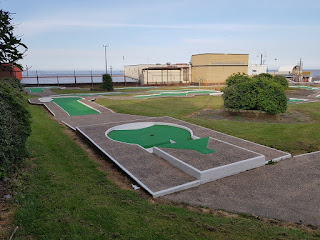 Arnold Palmer Crazy Golf in Cleethorpes