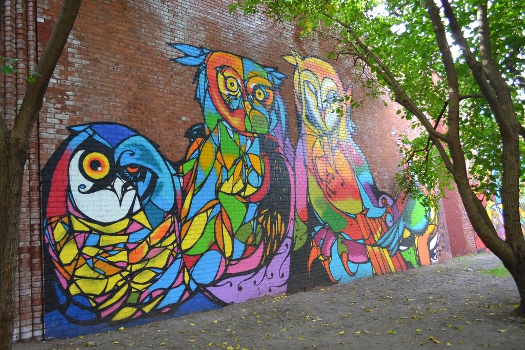 New York City Street Art Dumbo Walls Edition Tracy Kaler S New