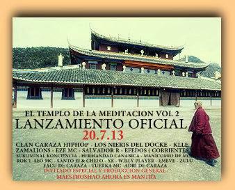 maestro shao, mantra elevado , ep, 2013, rap argentino,