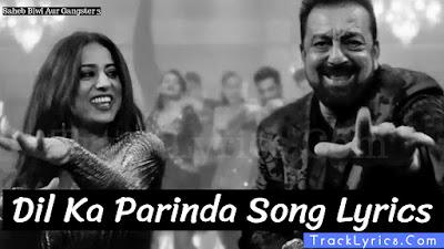 dil-ka-parinda-song-lyrics-saheb-biwi-aur-gangster-3-usha-uthup