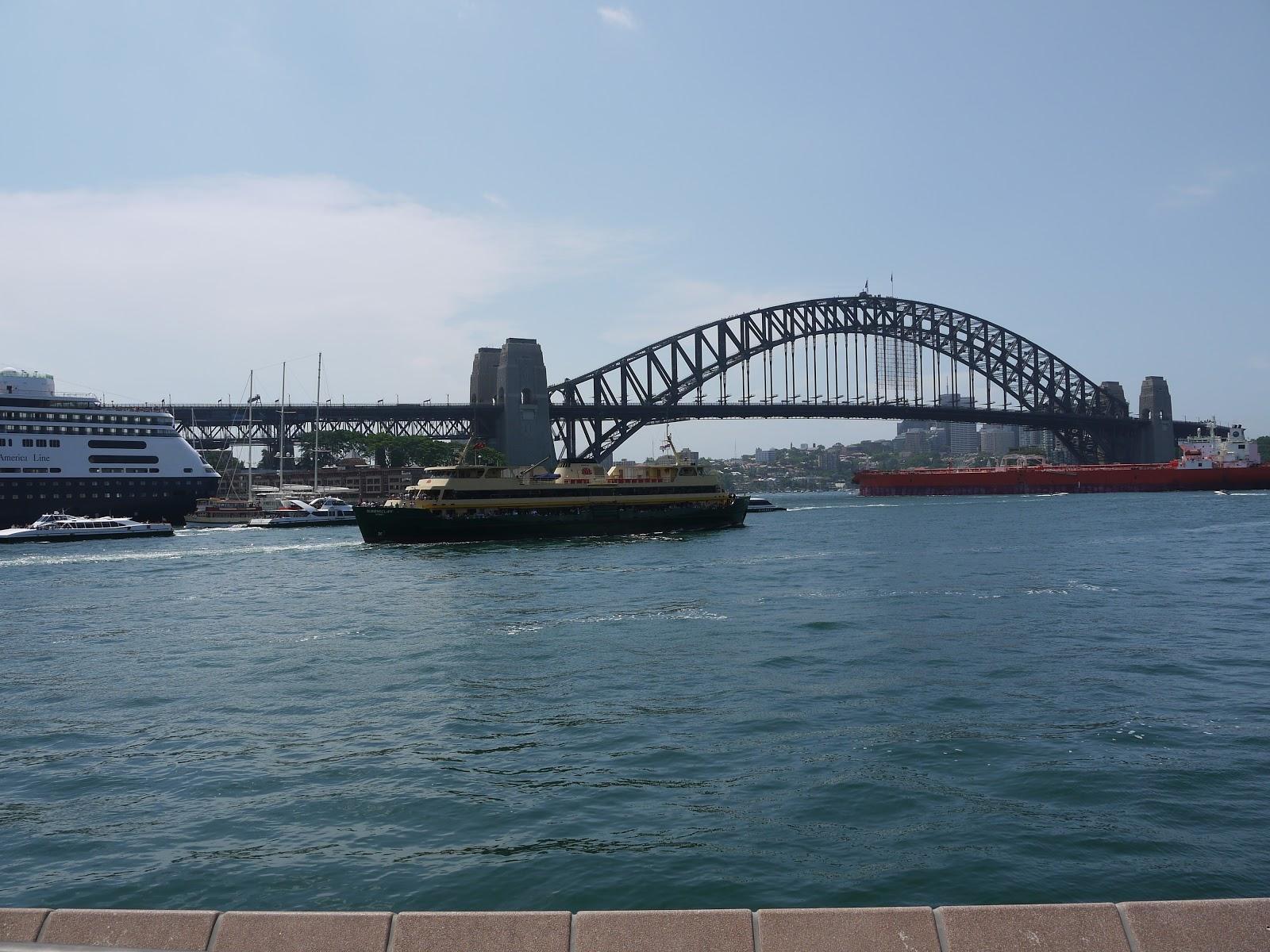 The 'Manly Ferry' blog: Sydney Harbour Bridge to Shut