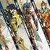 Novos figures de Cavaleiros do Zodíaco expostos no Tamashii Nation 2017!