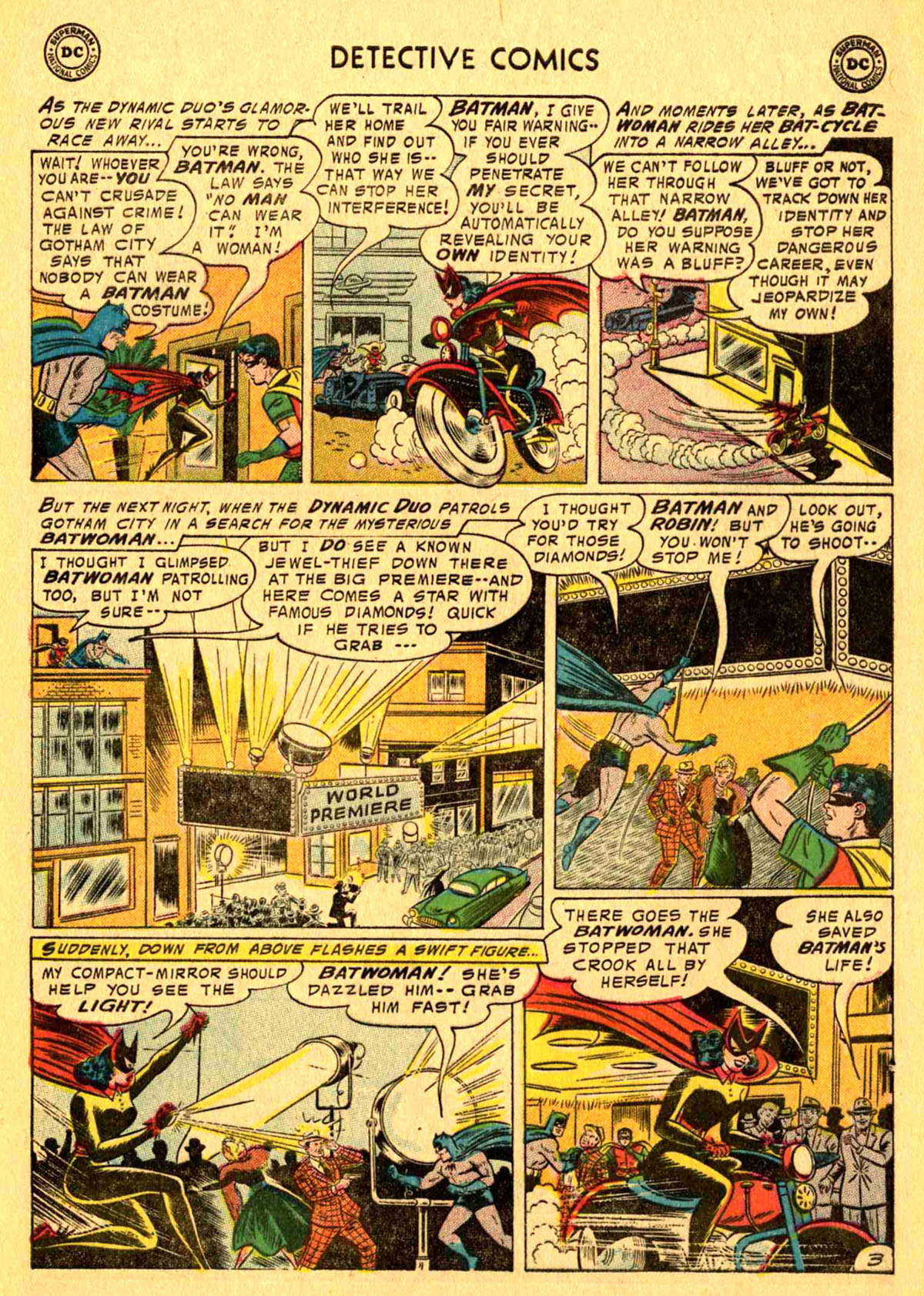 Read online Detective Comics (1937) comic -  Issue #233 - 5
