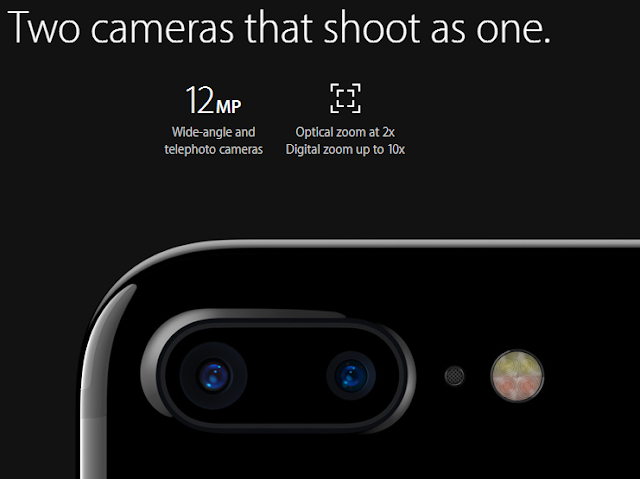 Camera Performance of Apple iPhone 7 Plus