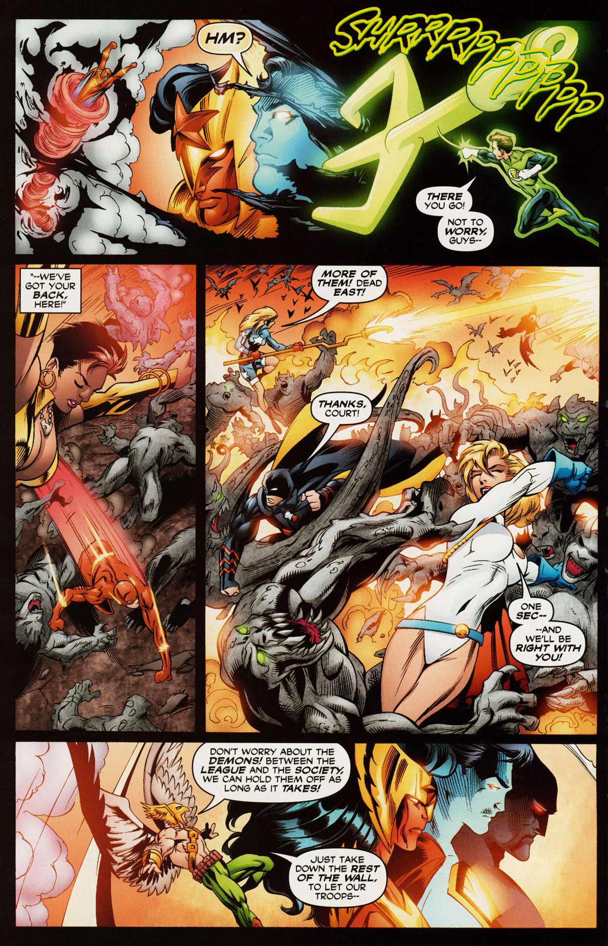 Read online Trinity (2008) comic -  Issue #43 - 7